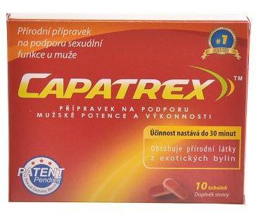 Capatrex recenze